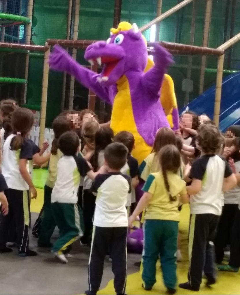 Excursión colegio Valladolid